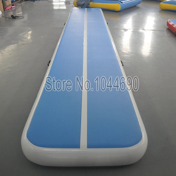 Cool 8*2m cheerleading air track,used air track for sale