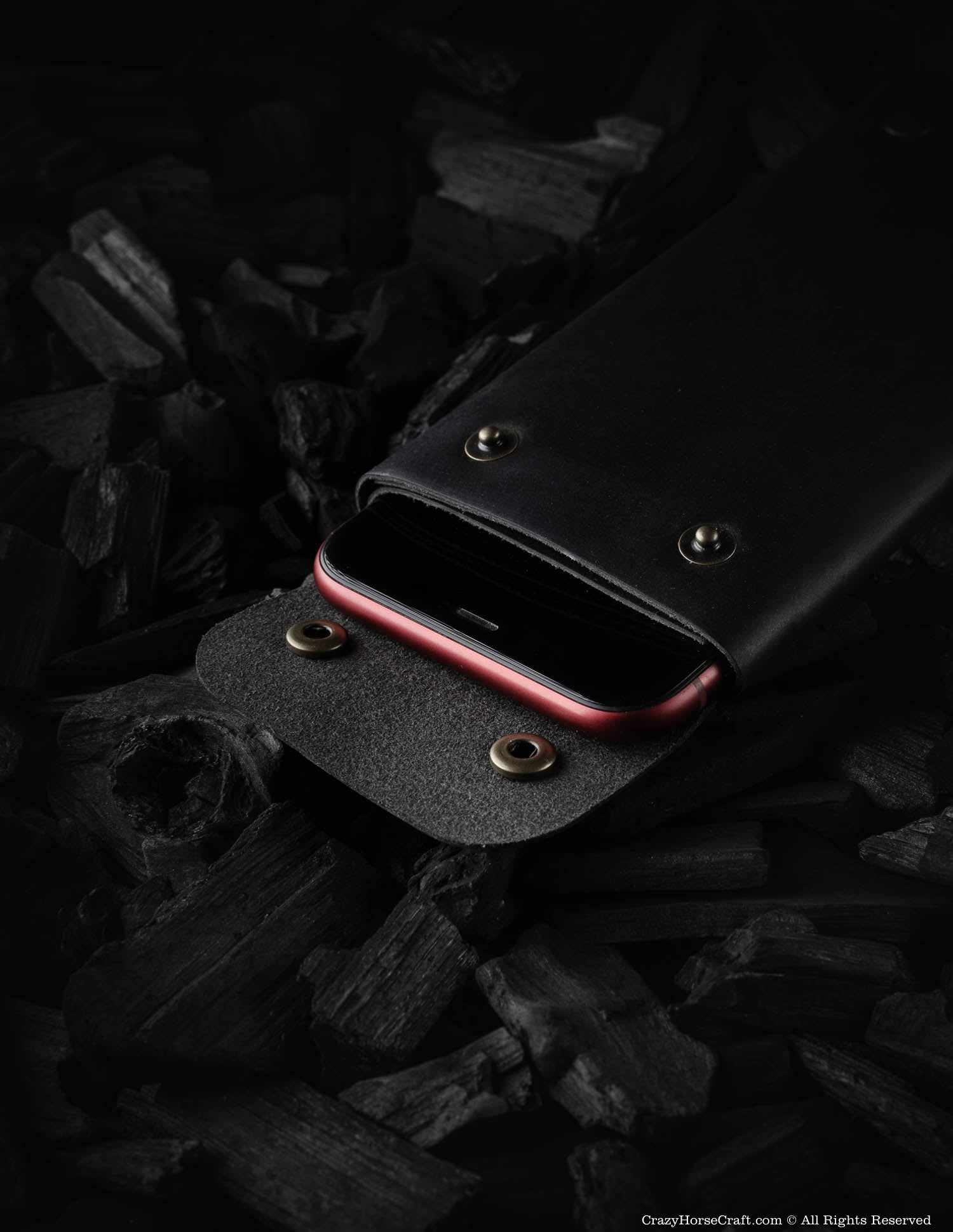 Minimalist Series Cases | Carbon Black