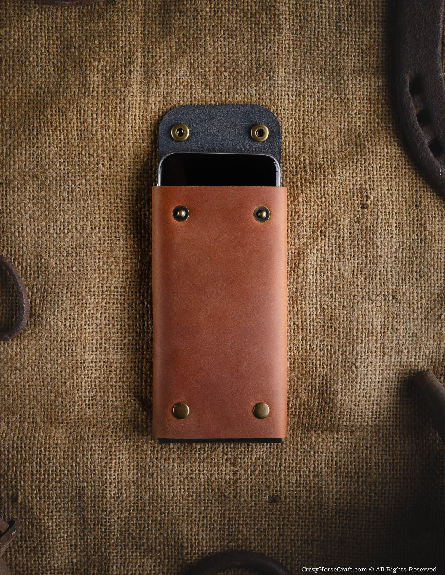 Set of Minimalist Series Cases | Classic Brown