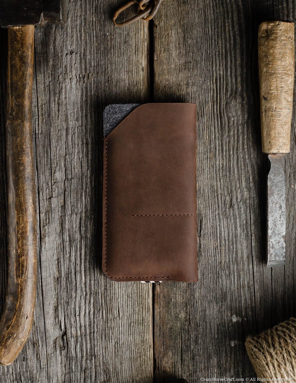 Leather iphone 8 plus case sleeve, brown, felt, back, awesome iPhone Xs case, iPhone Xr, iPhone XS Max cover, 2018 iPhone Xs cool, unique style case
