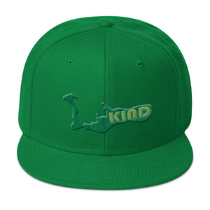 Cayman kind Snapback Hat