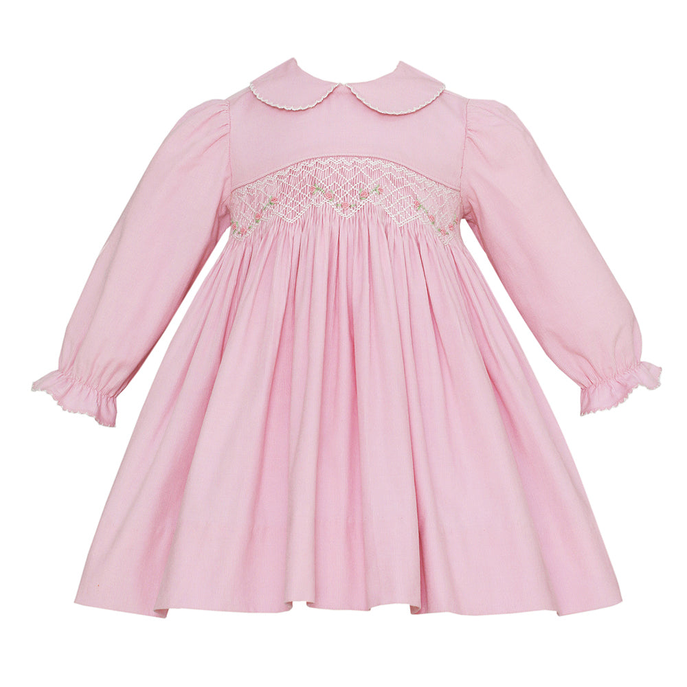 Dress Corduroy Pink