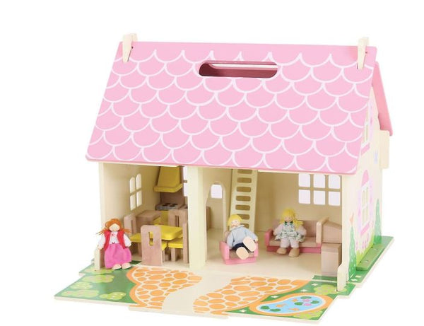 Blossom Cottage Dollhouse