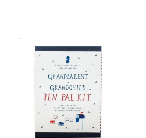 Grandparent Grandchild Pen Pal Kit