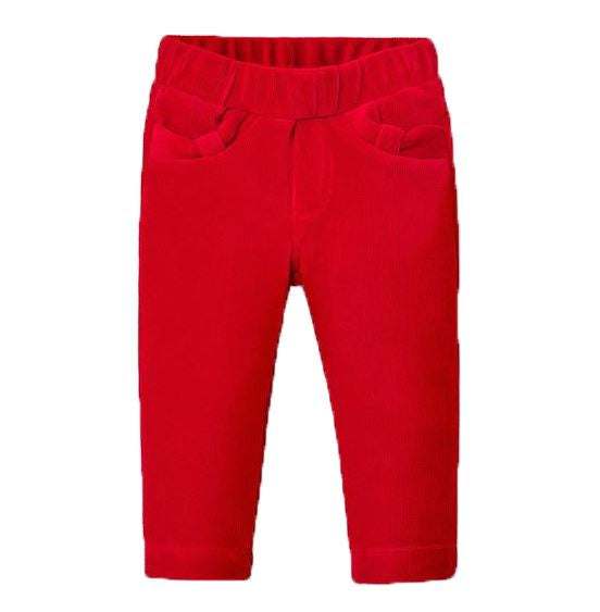 Stretchy Pant Red