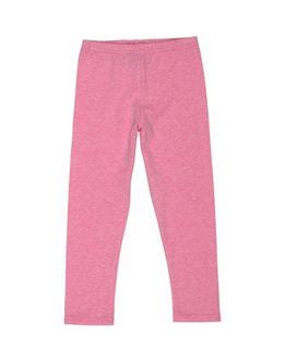 Stretch Leggings Heather Pink