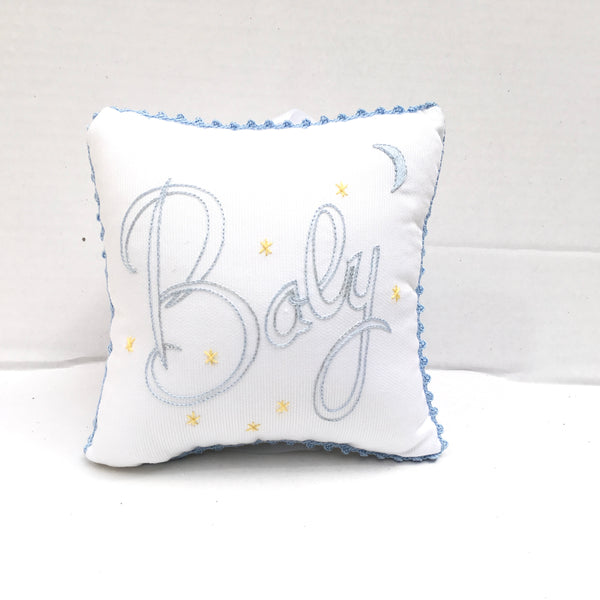Boy Musical Pillow