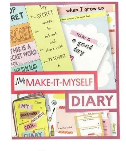 My Make it Myself Diary