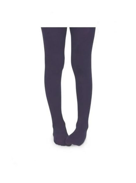 Microfiber Tights- Navy