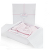 Pink Simple Stripe 5PC Gift Set with Gift Box