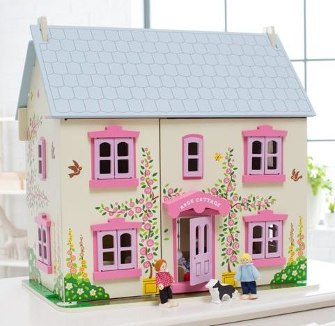 Rose Cottage Dollhouse