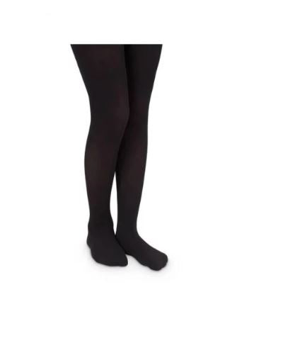 Microfiber Tights- Black