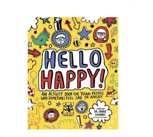 Hello Happy Activity Book