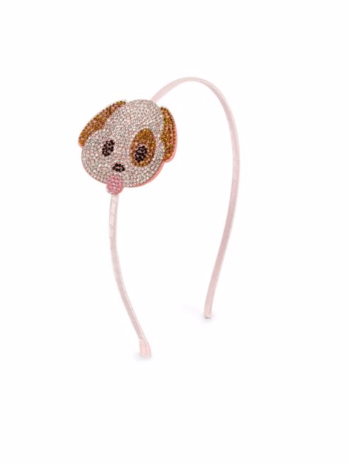 Puppy Emoji Headband Dottie Doolittle