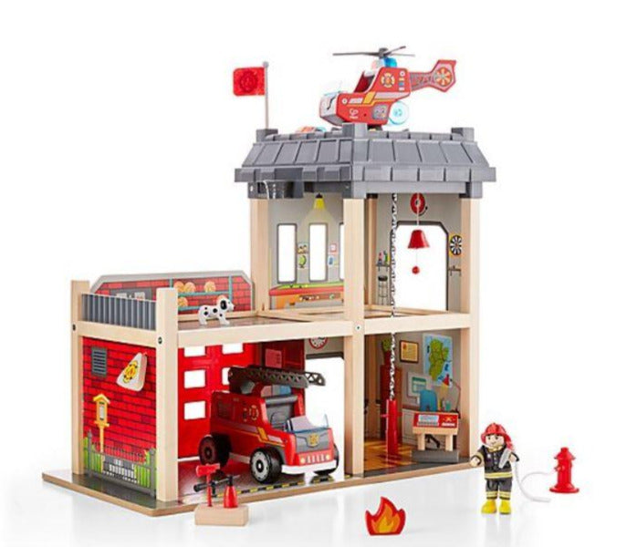 Fire Station 3+ Years