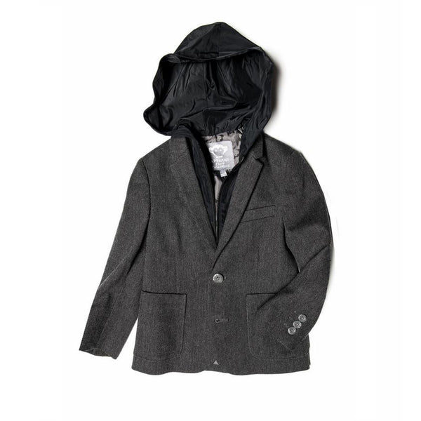 Hooded Professor Blazer