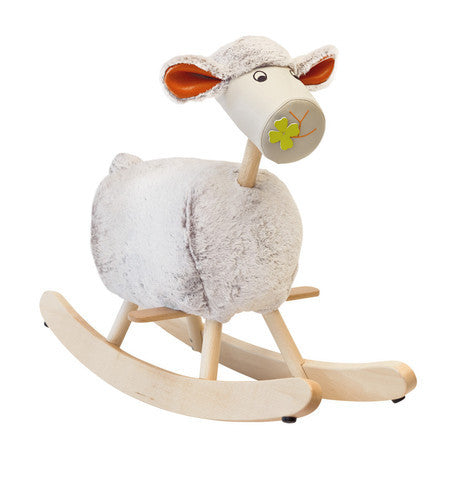 Lambchop the Rocking Sheep