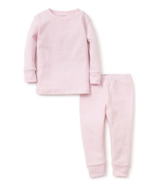 Pink Stripe P.J. Set