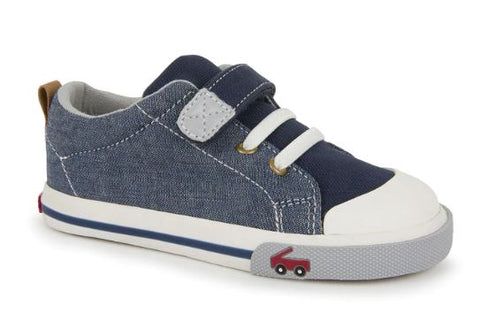 Stevie II Chambray Shoe