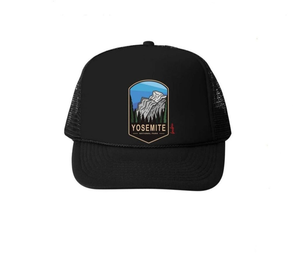 Trucker Hat Yosemite