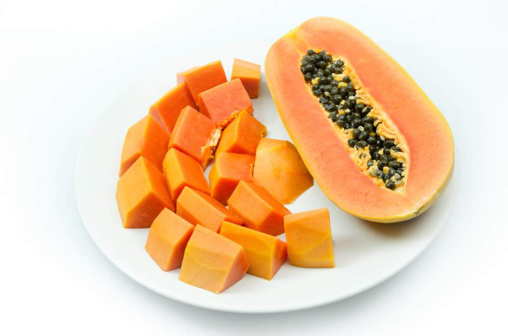 8 Beneficios de la papaya