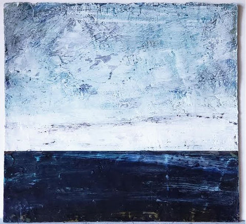Live ArtFully - Blue Seascape