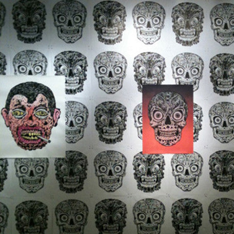 Bill Fick - Skull Installation