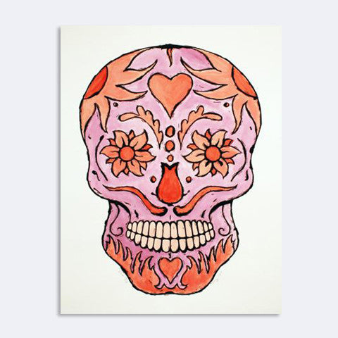 Bill Fick - Tattoo Skull