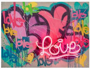 Karlos Marquez - Much Love - Neon Series