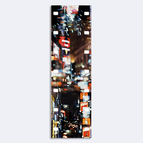 Leah Singer - Film Strip #5 (Times Square)