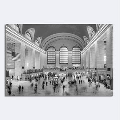 Murray Bolesta- Grand Central #3 bw