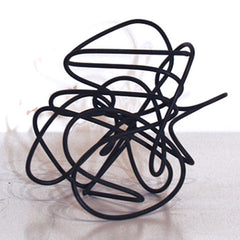 Patrick Strzelec - Small Wire Sculpture