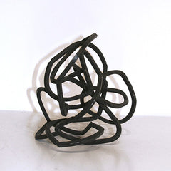 Patrick Strzelec - Small Bronze Sculpture