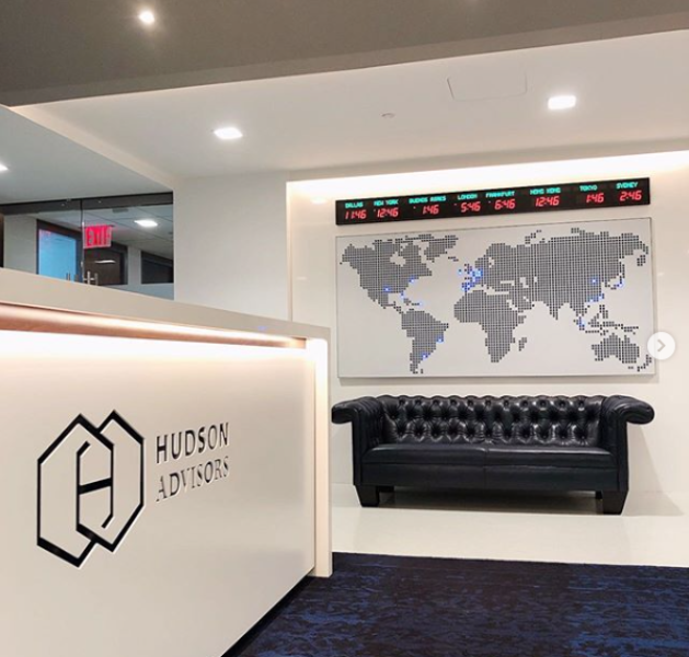 Hudson Advisors | NYC Office