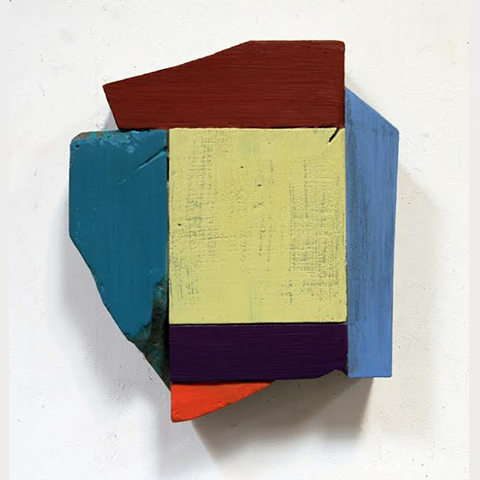 Ned Evans - Wall Sculpture 2