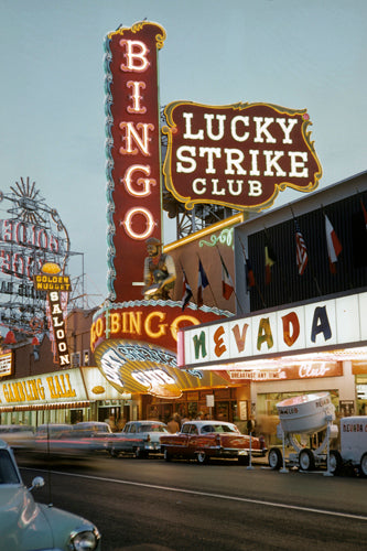 George Tate - Lucky Strike