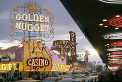 George Tate - Golden Nugget