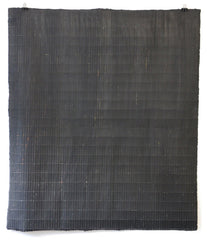 Jean Wolff - Large Black Fold