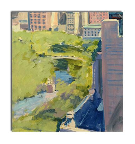 Past Project Flatfiles - Skyline Painting