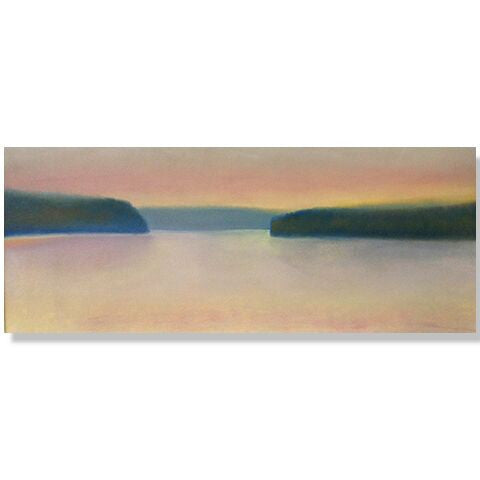 Past Project Flatfiles - Pastel Landscape