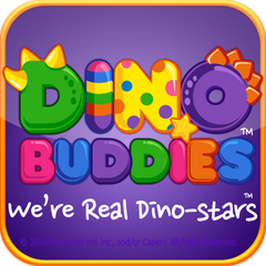 DinoBuddies Children's Books