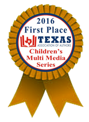 DinoBuddies Texas Association of Authors Children's Book Award