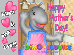 DinoBuddies - Mother's Day Craft