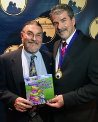 DinoBuddies MoonBeam Children's Book Award Jim Barnes Sprout