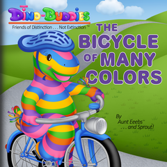 Dino-Buddies Moonbeam Children's Book Award