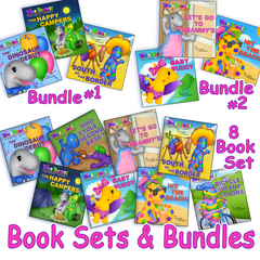 Dino-Buddies®™ Book Sets & Bundles