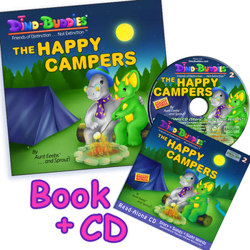 Dino-Buddies®™ Books & Read-Along CD Sets