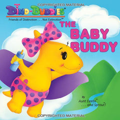 The Baby Buddy - Paperback Book - DinoBuddies