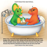 Let's Go To Grammy's - Read-Along Music CD - DinoBuddies