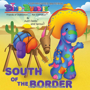 South Of The Border - Paperback Book